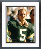 Green Bay Packers Paul Hornung Framed Photo