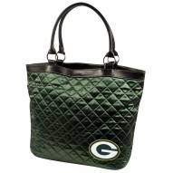 Green Bay Packers Quilted Tote Bag