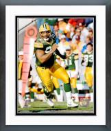 Green Bay Packers Reggie White Action Framed Photo