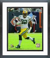 Green Bay Packers Richard Rodgers 2015 Action Framed Photo