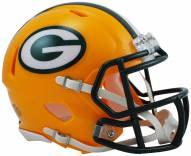 Green Bay Packers Riddell Speed Mini Replica Football Helmet