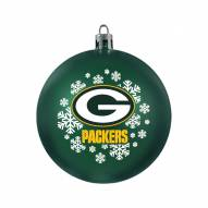 Green Bay Packers Shatterproof Ball Ornament