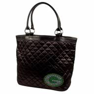 Green Bay Packers Sport Noir Quilted Tote