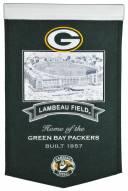 Green Bay Packers Stadium Banner