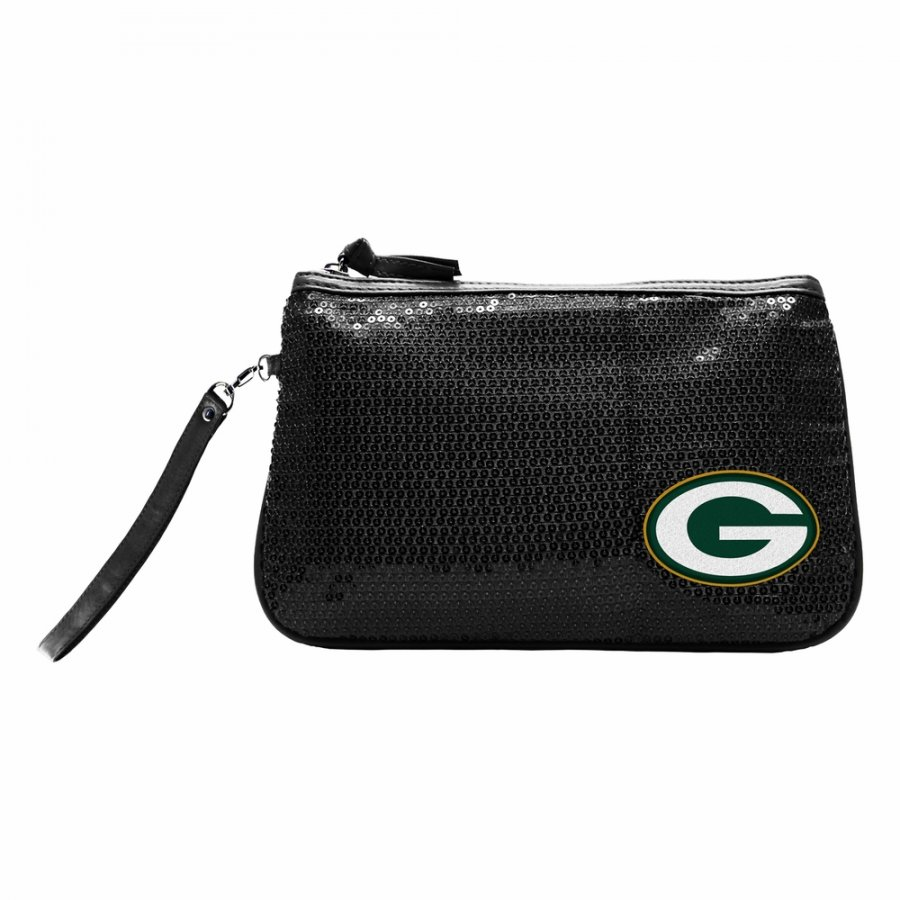 Green Bay Packers Stat Wristlet