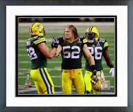 Green Bay Packers Super Bowl XLV Framed Photo