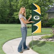 Green Bay Packers Swooper Flag
