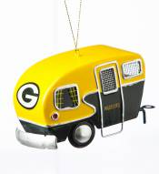 Green Bay Packers Team Camper Ornament