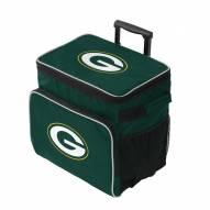 Green Bay Packers Tracker Rolling Cooler