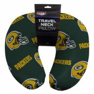 Green Bay Packers Travel Neck Pillow