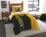 Green Bay Packers Twin Comforter & Sham Set