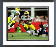 Green Bay Packers Ty Montgomery 2015 Action Framed Photo
