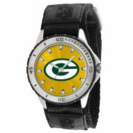 Green Bay Packers Veteran Velcro Mens Watch