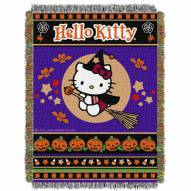 Hello Kitty Witchy Kitty Throw Blanket