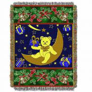 Holiday Bears Throw Blanket