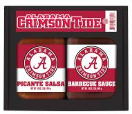 Hot Sauce Harry's Alabama Crimson Tide BBQ/Salsa Set