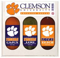 Hot Sauce Harry's Clemson Tigers Grilling Sauce Set