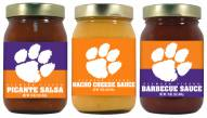Hot Sauce Harry's Clemson Tigers Triple Play