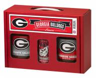 Hot Sauce Harry's Georgia Bulldogs Tailgate Kit