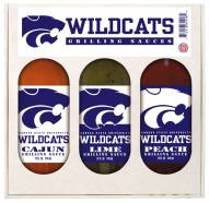 Hot Sauce Harry's Kansas State Wildcats Grilling Sauce Set