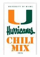 Hot Sauce Harry's Miami Hurricanes Chili Mix