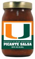 Hot Sauce Harry's Miami Hurricanes Picante Salsa