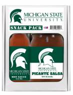 Hot Sauce Harry's Michigan State Spartans Salsa/Hot Sauce Set