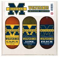 Hot Sauce Harry's Michigan Wolverines Grilling Sauce Set