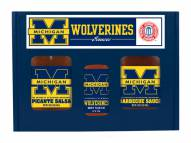 Hot Sauce Harry's Michigan Wolverines Tailgate Kit