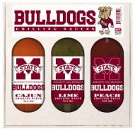 Hot Sauce Harry's Mississippi State Bulldogs Grilling Sauce Set