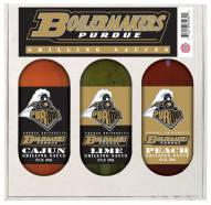 Hot Sauce Harry's Purdue Boilermakers Grilling Sauce Set