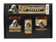 Hot Sauce Harry's Purdue Boilermakers Tailgate Kit