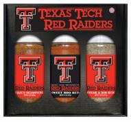 Hot Sauce Harry's Texas Tech Red Raiders Boxed Rubs