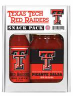 Hot Sauce Harry's Texas Tech Red Raiders Salsa/Hot Sauce Set