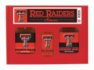 Hot Sauce Harry's Texas Tech Red Raiders Tailgate Kit