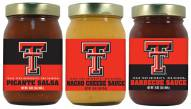 Hot Sauce Harry's Texas Tech Red Raiders Triple Play