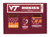 Hot Sauce Harry's Virginia Tech Hokies Tailgate Kit
