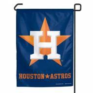 """Houston Astros 11"""" x 15"""" Garden Flag"""