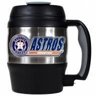 Houston Astros 52 Oz. Stainless Steel Macho Travel Mug