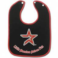 Houston Astros All Pro Little Fan Baby Bib