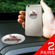 Houston Astros Cell Phone Grips - 2 Pack