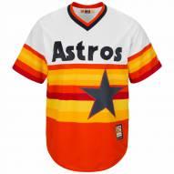 Houston Astros Cooperstown Rainbow Replica Baseball Jersey