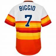Houston Astros Craig Biggio Cooperstown Rainbow Replica Baseball Jersey
