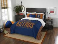 Houston Astros Grand Slam Full/Queen Comforter Set
