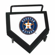 Houston Astros Home Plate Coaster Set