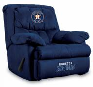Houston Astros Home Team Recliner