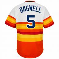 Houston Astros Jeff Bagwell Cooperstown Rainbow Replica Baseball Jersey