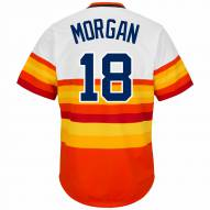 Houston Astros Joe Morgan Cooperstown Rainbow Replica Baseball Jersey