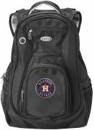Houston Astros Laptop Travel Backpack