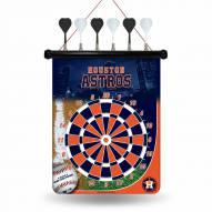 Houston Astros Magnetic Dart Board